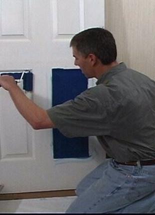 Реставрация и ремонт дверей, окон