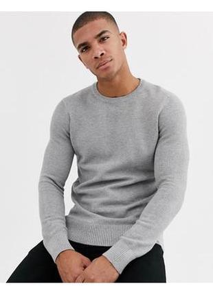 Стильний свитер от new look men,p.l.