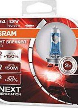 Комплект галогенных ламп OSRAM Night Breaker LASER NG 64193NL-...