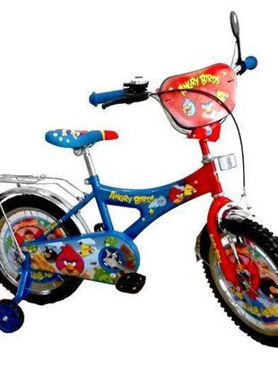 Велосипед 2-х колес 20' 142006 (1шт) со звонком, зеркалом, с вста