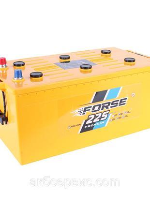 Аккумулятор автомобильный Forse 6СТ-225 Аз Premium