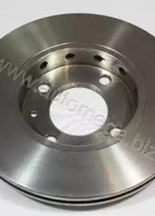Тормозной диск передний вент.(239x18) VW Lupo 1.0 98-, 1.4 16V...