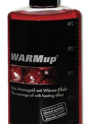 Массажное масло WARMup вишня 150 мл