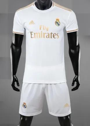 Футбольная форма Adidas Hazard Real Madrid Футболка шорты гетры