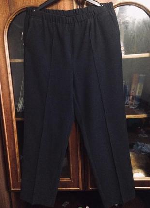 Теплые брюки,штаны,джогеры ,высокая посадка ludmilla