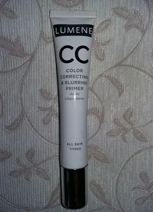Праймер - база під макіяж Lumene CC blurring primer