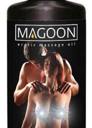Массажное масло Magoon Erdbeere клубника 100 мл
