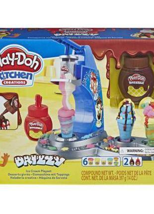 Набор для творчества Hasbro Play-Doh Мороженое с глазурью (E6688)