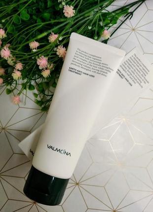 Маска против выпадения волос valmona earth anti-hair loss trea...