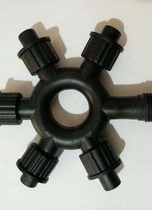 Соединитель светодиодных гирлянд х5