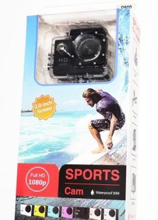 Экшн камера D-600 (40)
