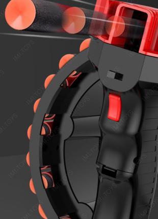 Игрушечное оружие Growler H01 28 зарядов (36)