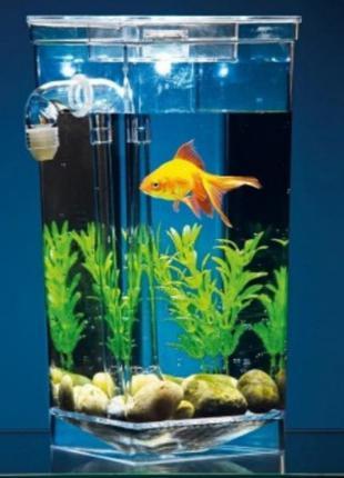 Самоочищающийся аквариум для рыбок My Fun Fish
