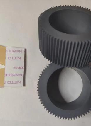 Разделительная пластина, резина на ролик Riso rz rv rp fr gr