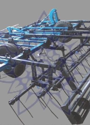 Культиватор КПС-5 три рядковий від виробника по акційній ціні.