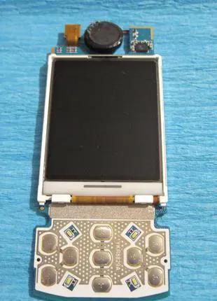 Дисплей на плате для Samsung M620 оригинал