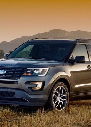 Аренда, прокат авто Ford Explorer, посуточная аренда авто