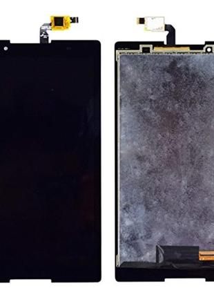 Дисплей Lenovo Tab 3 TB3-850M complete Black