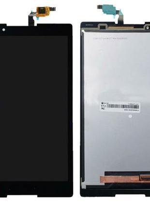 Дисплей Lenovo IdeaTab 2 A8-50F complete Black