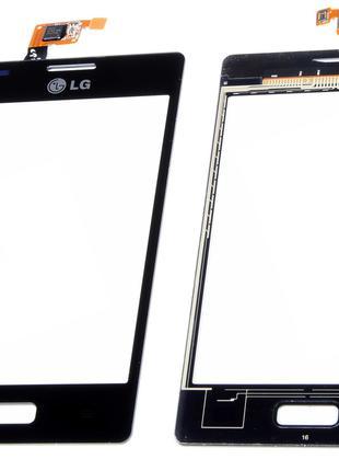 Тачскрин LG E610 Optimus L5, E612 Black