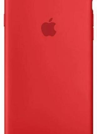 Чехол Silicone Case для iPhone 6, iPhone 6S OR Red