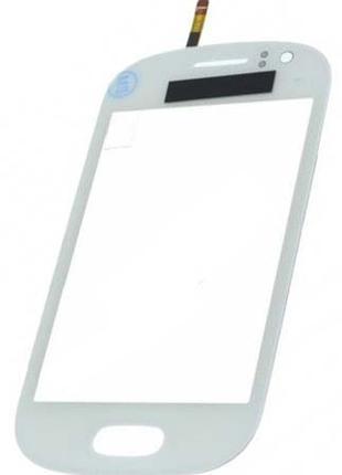 Тачскрин Samsung Galaxy Music S6010, S6012 White