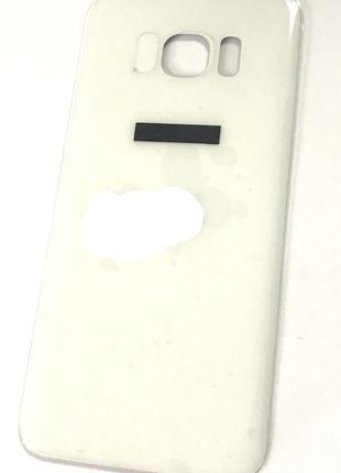 Задняя часть корпуса Samsung Galaxy S7 Edge, G935 White