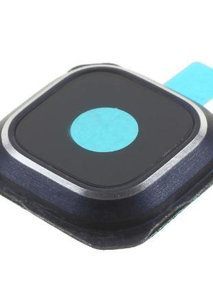 Стекло камеры Samsung G928F Galaxy S6 Edge Plus Black