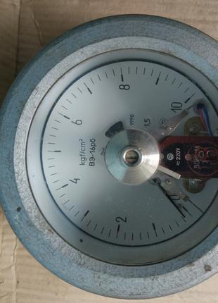 Манометр электроконтактный взрывозащищенный ВЭ-16рб