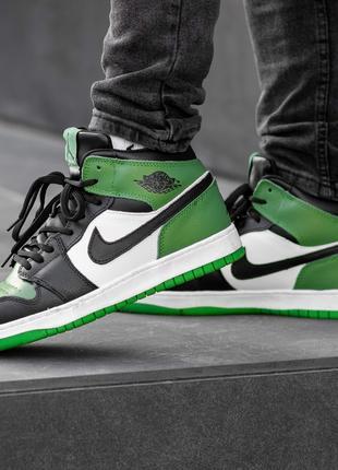 Кроссовки Nike Air Jordan 1 Retro (Зимние)
