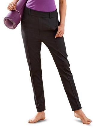 Женские спортивные чино штаны от  tchibo