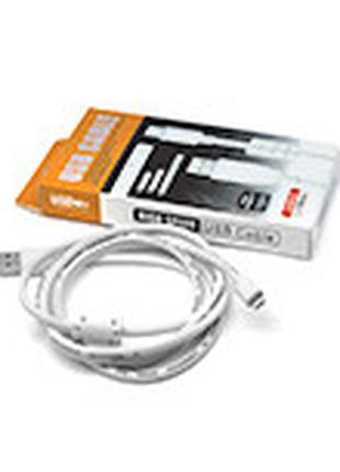 Кабель HIGH SPEED USB c ФИЛЬТРОМ для Iphone 5/5s/5C - Ipad 4, ...