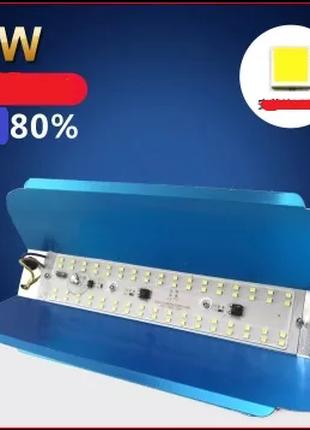 LED Светильник на 68 светодиод прожектор 30 50W AC 220V 50вт 220в