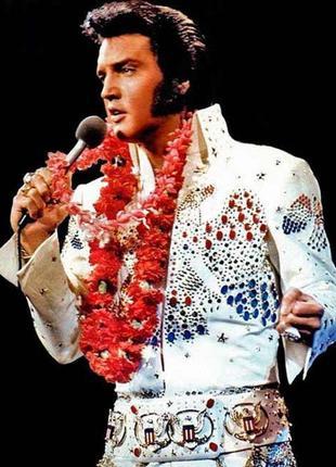 Диско 70-е, 80-е. Костюм Элвис Пресли Король Рок-н-Ролла. Рок ...