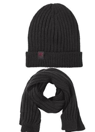 Комплект шапка + шарф pepperts