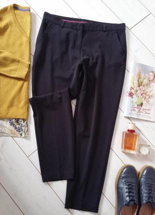 Лаконичные базовые брюки для деловой девушки..# 106