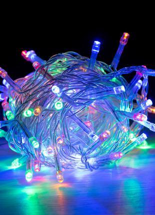 """Электрогирлянда светодиодная Yes! Fun """"Christmas time"""", 100 ла..."""