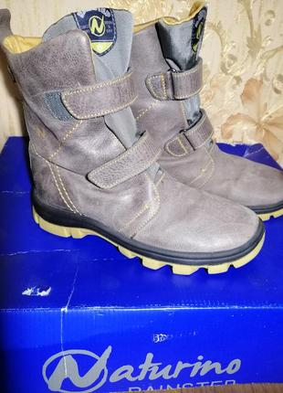 Сапоги, ботинки naturino италия