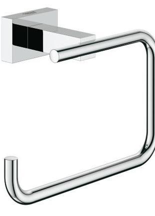 Тримач для туалетного паперу Grohe Essentials Cube 40507001