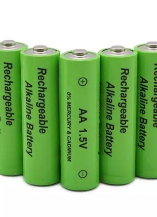 Перезаряжаемый аккумулятор АА и ААА на 1.5 В