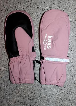 Варежки краги зимние перчатки