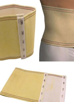 Лечебный пояс для спины и поясницы.
