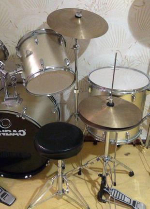 Барабанная установка Jinbao
