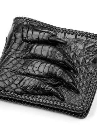 Портмоне CROCODILE LEATHER 18004 из натуральной кожи крокодила...