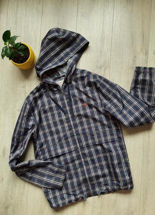 Ветровка куртка курточка дождевик penguin мужская для мальчика