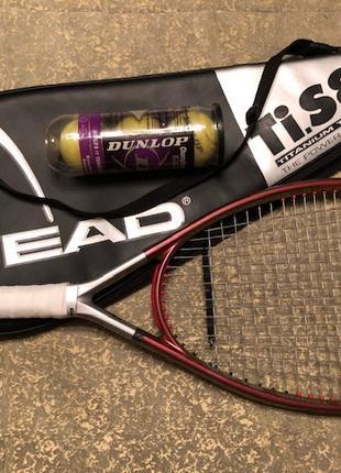 Ракетка для большого тенниса HEAD TiS8 Comfort Zone