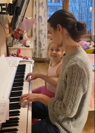 Учитель музыки, фортепиано и сольфеджио (репетитор, учитель)