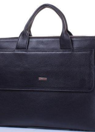 Сумка для ноутбука Desisan Мужская кожаная сумка с отделением ...