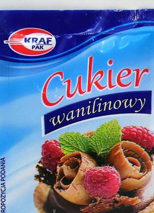 Ванильный сахар Emix Kraf Pak, 16г *30шт