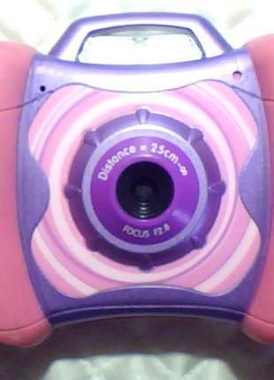 Цифровая Детская Mega Pix Fun Cam фото - видео камера